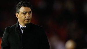 Marcelo Gallardo está brillando como entrenador de River Plate