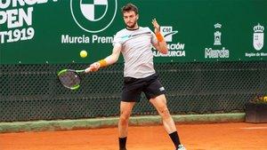Martínez consigue meterse en un Grand Slam