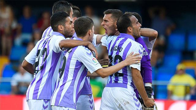 Masip demostró parando un penalti que es uno de los porteros de LaLiga