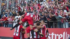 Montilivi rozará el lleno ante el Barça