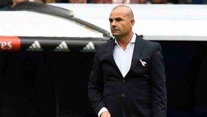 Paco López sueña con eliminar al Barcelona de la Copa