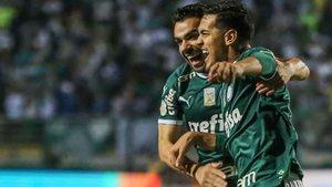 Palmeiras suma cuatro victorias en la temporada