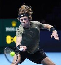 Partidos de la ATP World Tour Finals disputados en el O2 Arena en Londres.