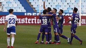 Paulatinamente, el Málaga se reencuentra y continúa sumando puntos