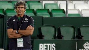 Pellegrini podría ser sancionado por sus críticas al VAR ante el Madrid