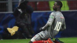 Pépé es una de las piezas fundamentales del Lille esta temporada