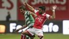 Polémico de principio a fin el Braga-Sporting