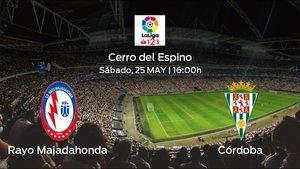 Previa del partido: el Rayo Majadahonda recibe en el Cerro del Espino al Córdoba