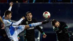 El Real Madrid y el Leganés se enfrentan en el Bernabéu