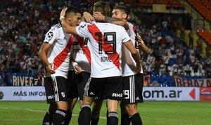 River Plate consiguió una victoria más en el campeonato argentino