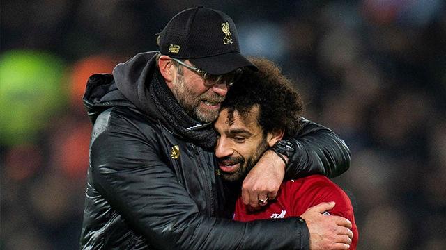 Salah y Alisson clasifican al Liverpool