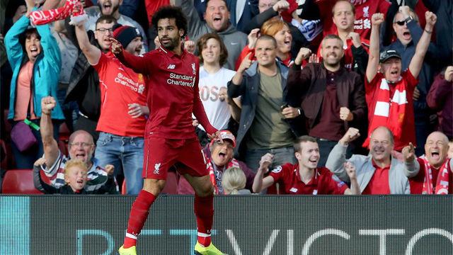 Salah ocupa el lugar de Messi para el The Best