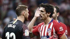 Savic se enfrentó con el Profe Ortega