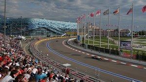 Sochi tiene contrato con la F1 hasta 2025