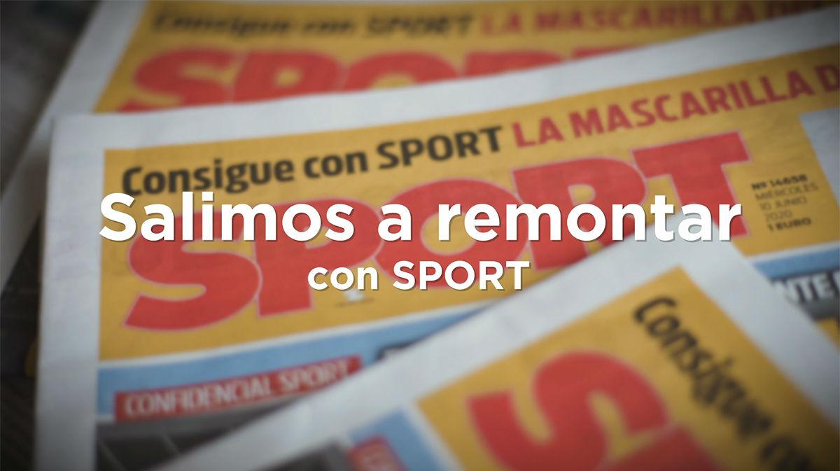 Sport y Futbar con el fútbol en los bares #salimosaremontar
