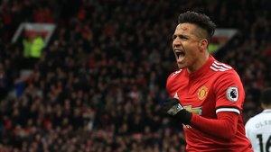 La temporada irregular del United y de Alexis no hace dudar al jugador sobre su potencial en el club