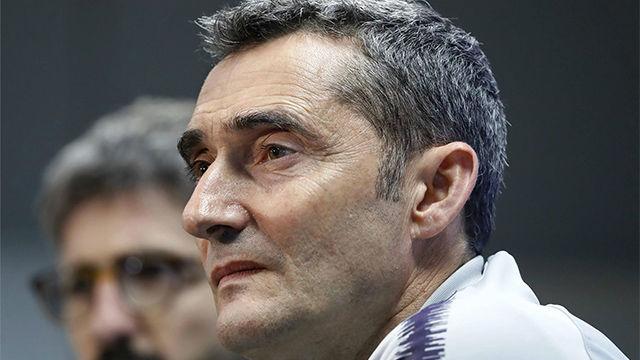 Valverde habló sobre los problemas físicos de Arthur