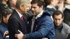 Wenger cargó contra Pochettino
