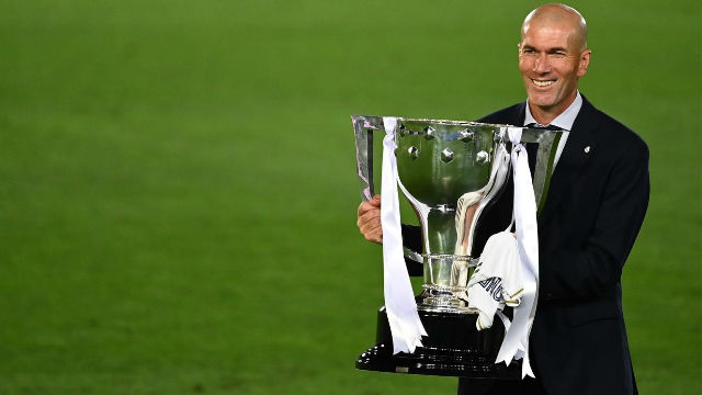 Zidane: Esta Liga tiene un sabor particular