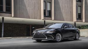 Lexus ES 300h, por primera vez en España.