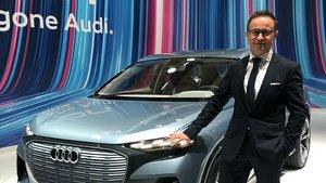 Fermín Soneira, Vicepresidente Global de Marketin de Producto de Audi.