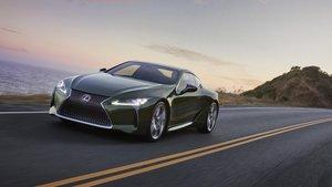 Lexus LC 2020 Edición Limitada.