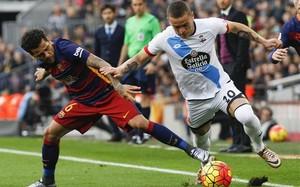 Alves no quiere moverse del Barcelona
