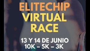 Arranca la prueba Elitechip Virtual Race