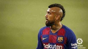 Arturo Vidal interesa al inter de Milán
