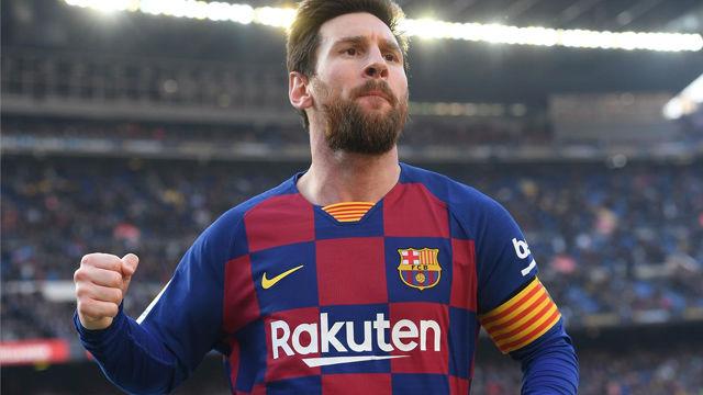 Así fue la exhibición de Messi contra el Eibar