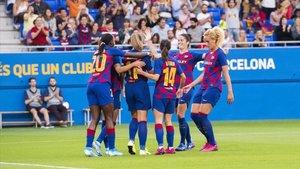 El Barça Femenino conocerá hoy el camino hacia la final de Viena