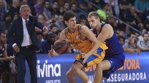 El Barça Lassa debe superar este martes al Herbalife Gran Canaria