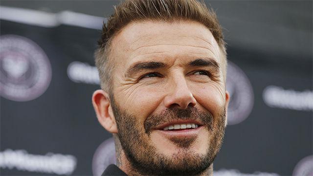 Beckham, orgulloso de su Inter Miami: Es una familia