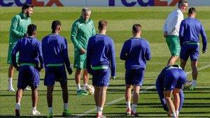 El Betis viajará a Barcelona el viernes