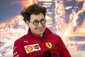 Binotto, director de Ferrari, responde a Vettel