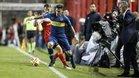 Boca y Argentinos comandan la cima en Argentina