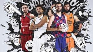 El cartel oficial de la Supercopa