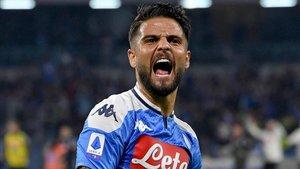 La Coppa Italia, revulsivo para Lorenzo Insigne