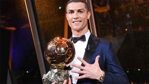 Cristiano Ronaldo tiene cinco Balones de Oro pero no es el mejor del mundo