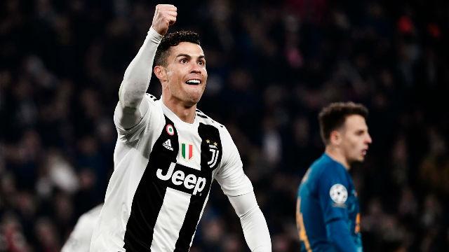 Cristiano sentenció al Atlético de penalti