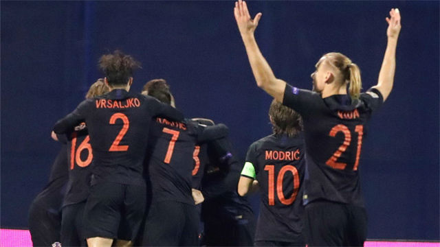 Croacia complica las cosas a la selección