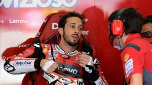 Dovizioso llega líder al GP de Catalunya