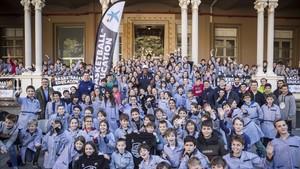 La Escuela Pia Sarrià-Calassanç acogió la presentación del evento