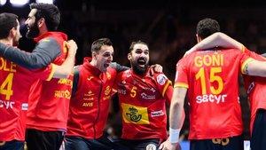 España está a un solo paso de colgarse su segundo oro continental seguido