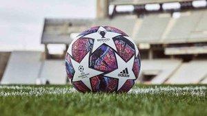Este es el nuevo balón de Adidas para la Champions 2020
