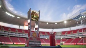 Este srá el trofeo al ganador dentro de unos meses en marzo