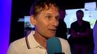 El exjugador del FC Barcelona, el danés Allan Simonsen, ha visitado este viernes el Espai Barça