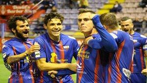El Extremadura arrastra tres victorias y un empate en sus últimos enfrentamientos