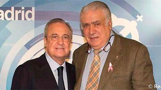 Florentino Pérez: Lorenzo merece un gran reconocimiento