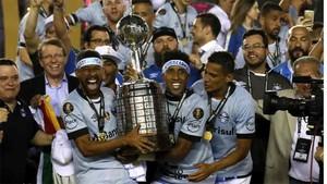 El Gremio se proclamó campeón de la Copa Libertadores